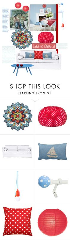 """""""Life is Grand'"""" by dianefantasy ❤ liked on Polyvore featuring interior, interiors, interior design, home, home decor, interior decorating, Pier 1 Imports, Gold Medal, Decopolitan and Cultural Intrigue"""