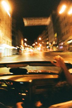 driving through the city lights, egnites the inspiration and brings creativity, hopes and dreams to what they could be