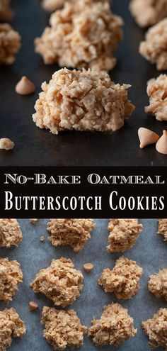 These foolproof no-bake Oatmeal Butterscotch Cookies are everybody's favourite after the first bite! Made with just six ingredients and ready in minutes, they couldn't be quicker and easier. Give this cookie recipe a try and they'll be your new favourite