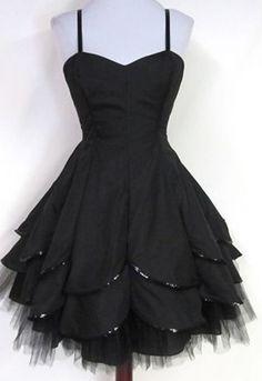 Little black dress, homecoming dress
