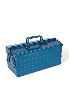 Chill tool box. Trusco 2-Level Cantilever Tool Box