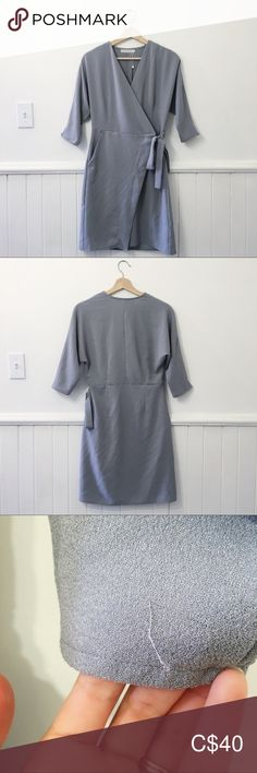 I just added this listing on Poshmark: Luna Grey Blue Wrap Dress. Plus Fashion, Fashion Tips, Fashion Design, Fashion Trends, Blue Grey, Third, Wrap Dress, Boss, Skirts