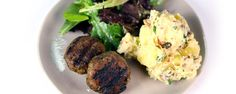Try Curtis's Australian-style grilled meatball!