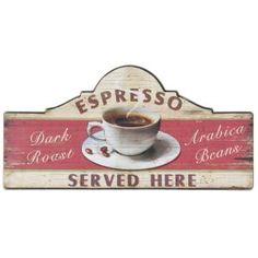 Tekstbord espresso - 8717459440975 - Avantius