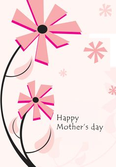 Free Printable Happy Mother's Day Greeting Card