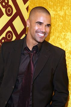 Oh Shemar Moore you make watching Criminal Minds well worth it!