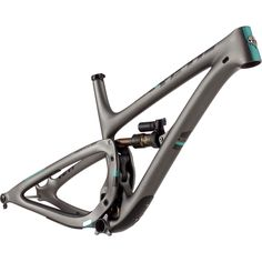 Yeti Cycles SB5.5 Turq Mountain Bike Frame - 2017 Silver, M ✅ This year, Yeti found itself staring into a gap between the nimble handling of its SB4. 5c and the locomotive power of the SB6c. Whether the energetic, Col
