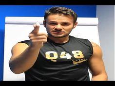 Treino Para Perder Barriga em Casa - Exercícios para iniciantes - YouTube