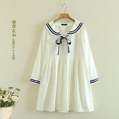 Buy 'Storyland – Striped Collared Dress ' with Free International Shipping at YesStyle.com. Browse and shop for thousands of Asian fashion items from China and more!