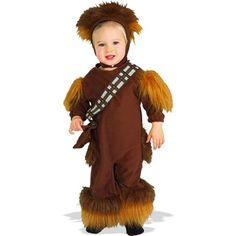 Standard Chewbacca Infant Costume - Infant Star Wars Costumes
