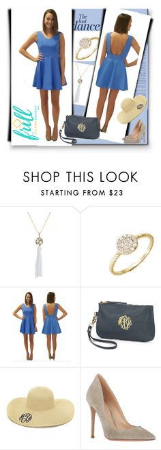 """""""frillclothing.com 7"""" by jnatasa ❤ liked on Polyvore featuring мода, Anja, Gianvito Rossi, women's clothing, women, female, woman, misses и juniors"""