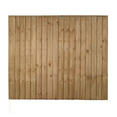 Forest Garden Pressure Treated Featheredge Fence Panel - 6 x Pack of 3 Feather Edge Fence Panels, Trellis Fence Panels, Bamboo Privacy Fence, Wooden Fence Panels, Picket Fence Panels, Privacy Fence Panels, Wooden Gates, Decorative Garden Fencing, Fabric Structure