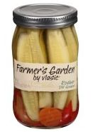 $1 off any One Jar of Farmer's Garden by Vlasic Pickles