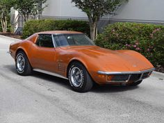 1972 Corvette…