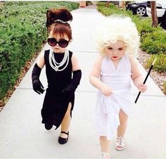 Searching for easy DIY Halloween costumes? Weu0026 rounded up 10 of the simplest (and cutest) get-ups you can make with things you already own!  sc 1 st  Pinterest & 14 Unique Homemade Halloween Costumes | Pinterest | Ladies halloween ...