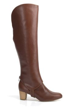 cb3739c26878 EDITOR Over the Knee Boot Upper Knee High Boots