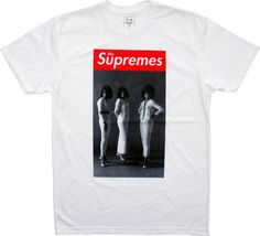 Supremes T-shirt SMPLFD