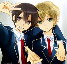 Kirito & Eugeo
