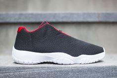 """Air Jordan Future Low """"Black & Uni Red"""""""