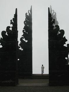 Temple Gate Bali