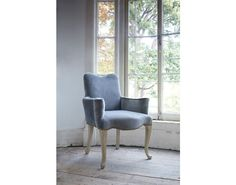 Julian Chichester ~ Mary\'s Chair Carver