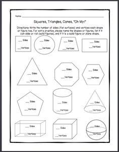 worksheets for shape and form instead have them shade according to light and shape i teach. Black Bedroom Furniture Sets. Home Design Ideas