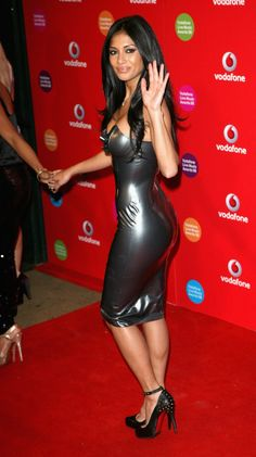 Nicole Scherzinger Hot | NICOLE SCHERZINGER - VERY SEXY SKIN TIGHT DRESS - 7