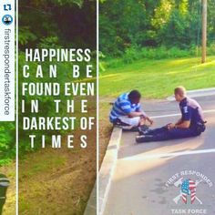 #Repost @firstrespondertaskforce with @repostapp  Officer Tim Purdy was dispatched to a situation involving a young autistic high school student who left the campus and  may have been suicidal.  Due to the young mans  neuro-developmental disorder he also had a history of displaying violent behavior.  In order to build a connection with the young man Officer Purdy sat next to him on the ground talked things through and even got him laughing.  Officer Purdy established trust and a relationship…