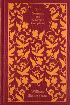 Sonnets And A Lover's Complaint, The by William Shakespeare http://www.amazon.ca/dp/0141192577/ref=cm_sw_r_pi_dp_IQyxub05G3XBH