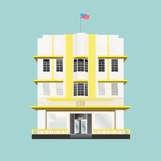 Miami Beach building — Adam Marsh
