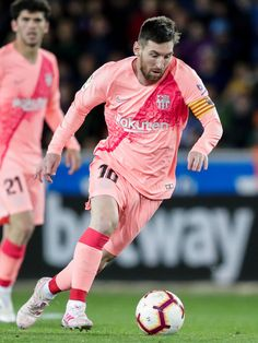 Lionel Messi of FC Barcelona during the La Liga Santander match. Fc Barcelona, Lionel Messi Barcelona, Leonel Messi, Messi And Ronaldo, Messi 10, Sport Football, Football Players, Lionel Messi Wallpapers, Messi Soccer
