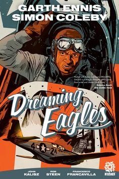 Dreaming Eagles Vol. 1 (NYCC Edition)   Fresh Comics