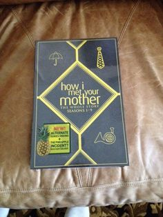 Seasons 1-9 of How I Met your Mom and I won it!