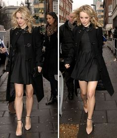 rachel mcadams dressed in black