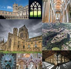 adventure to durham cathedral in durham, england !!! #durhamcathedral #england #worldheritagesite