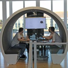 The Meeting Pod Company offers a range of pods, including escape pods, modular pods, seating pods and multi-story Hive Pods. Open Backs, Commercial Furniture, Packing Light, Exterior Colors, Flexibility, Wrapping, Colour, Room, Projects