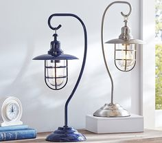 Fisherman Table Lamp | Pottery Barn Kids