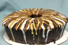 Eye-catching and mouth-watering, this moist chocolate cake is a guaranteed winner for your party or special occasion.