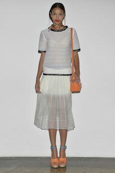 New York Fashion Week, SS '14, Ostwald Helgason