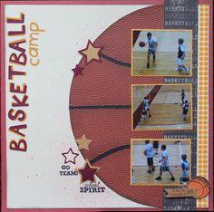 Basketball Camp - Scrapbook.com