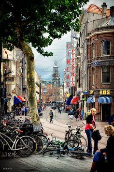 Reguliersbreestraat Amsterdam