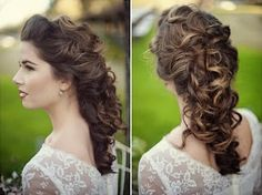 Future Trends 2014: Bride hair models 2014, 2014 wedding hairstyles,2014 summer bridal hair trends