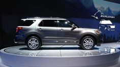 Everything you need to know about the 2016 Ford Explorer Platinum, including impressions and analysis, photos, video, release date, prices, specs, and predictions from CNET.