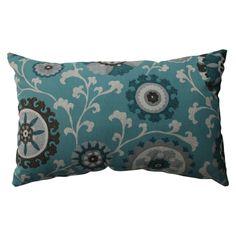 Floral Vine Toss Pillow Collection