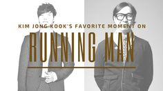 """Looking Back: Kim Jong Kook's Favorite Moment on """"Running Man"""" Kim Jong Kook, Running Man, Looking Back, In This Moment, Youtube, Hall Runner, Youtubers, Youtube Movies"""