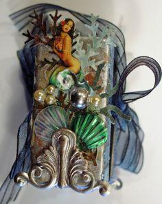 Artfully Musing: Mermaid Domino Book by Creative Team Member Naomi Towner