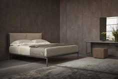 Iko Bed   Design Rodolfo Dordoni   Collezione Flou 2015  Http://www