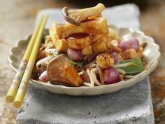 Tofu mit Gemüse