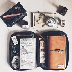 • Best journal, travel & snail mail companion ever •