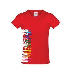 T-shirts met positieve teksten bij vanSHIRTJEtotSHIRTJE